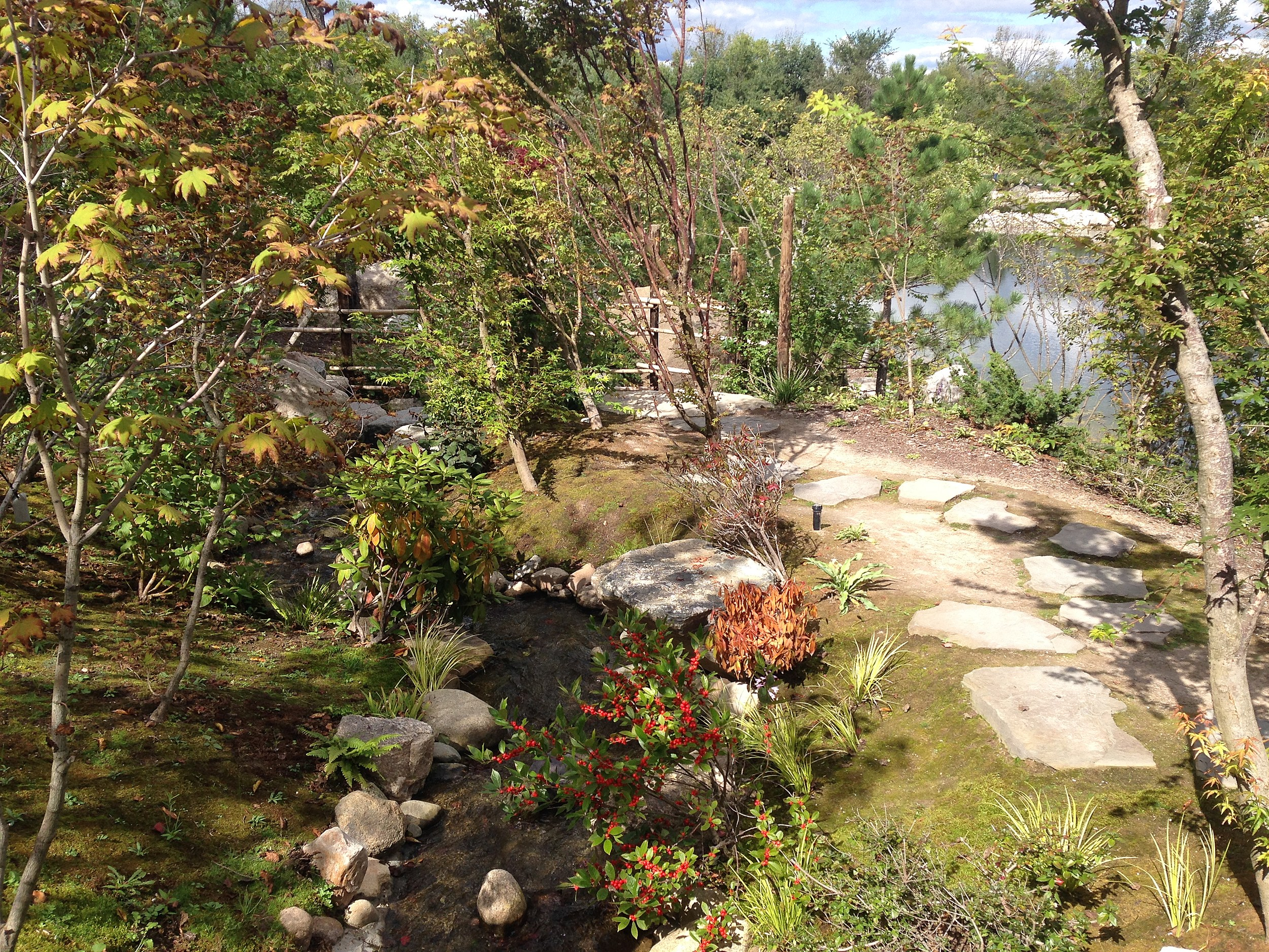 Some Pictures from Meijer Gardens (Including the new Japanese Garden)