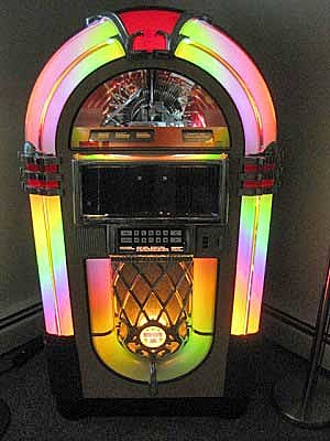Last Jukebox manufactured in Grand Rapids, MI