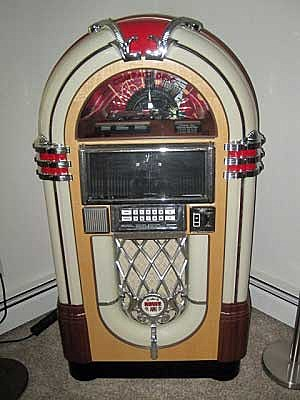 Last Jukebox made in Grand Rapids, MI