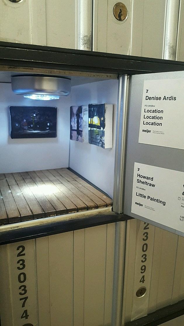PO (Art) Box/ArtPrize