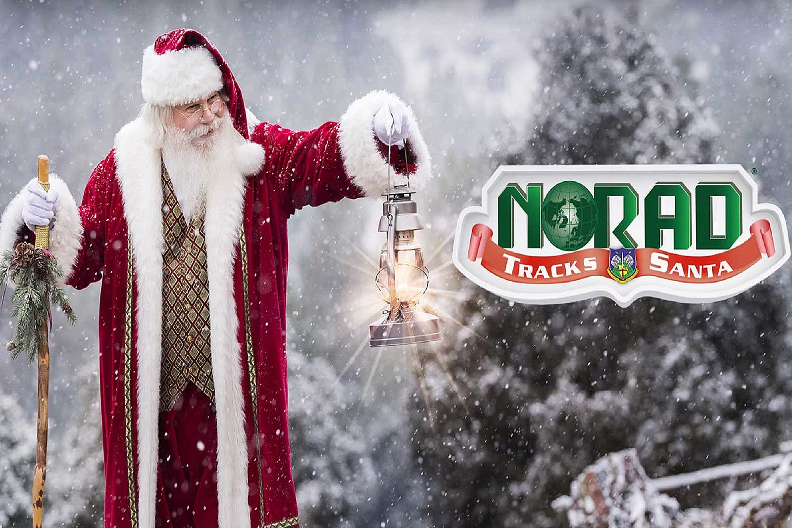 You Can Track Santa Online With NORAD